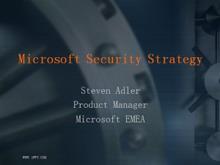 微软产品介绍PPT模板下载