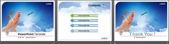 自然ppt模板 素材版本:powerpoint2003/2007/2010 下载类型:免费下载