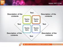 区域结构PPT组织结构图