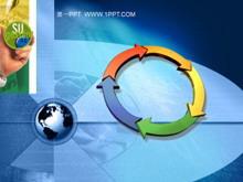 科技PPT背景图片