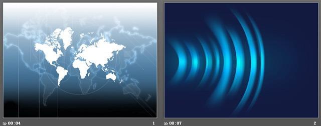 经典世界地图背景商务PPT模板下载,关键词:时间地图PPT背景图