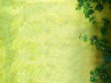 爬满藤蔓的墙壁PPT背景图片