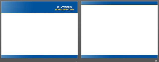 简洁商务ppt模板下载,关键词:经典幻灯片模板,简洁风格,蓝色ppt背景图片
