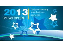 2013元旦PowerPoint模板下载