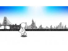 小屁孩PPT动画下载