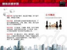 传媒广告公司介绍PPT下载