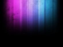 紫色个性神秘感PPT背景图片下载
