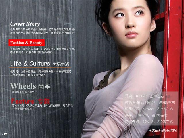 女性时尚导购杂志PowerPoint下载