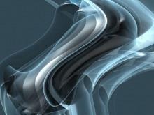 梦幻空间抽象幻灯片背景图片