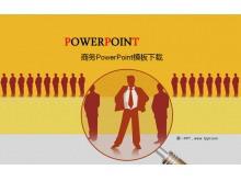 黄色商务PowerPoint中国嘻哈tt娱乐平台tt娱乐官网平台