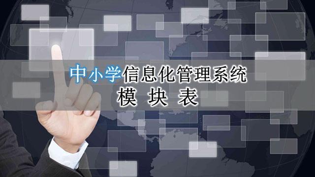 优秀幻灯片欣赏:信息化管理系统PPT
