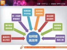 smartart聚合关系幻灯片图表中国嘻哈tt娱乐平台