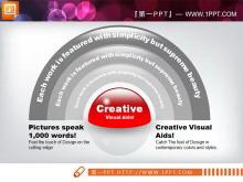 红色水晶风格幻灯片图表中国嘻哈tt娱乐平台打包tt娱乐官网平台