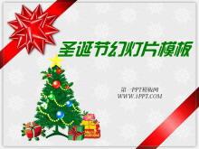 精美圣诞节幻灯片模板下载
