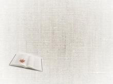 简洁白色书本课本幻灯片背景模板下载