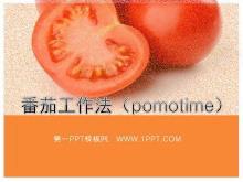 番茄工作法(pomotime)PowerPoint下载