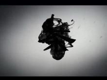 带背景音乐的动态水墨中国茶道PPT模板下载