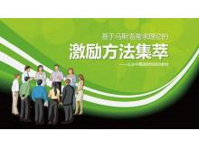 企业员工激励方法集萃PPT下载