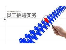 人力资源部内训之八,员工招聘实务PPT下载
