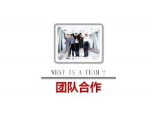 团队合作PowerPoint下载