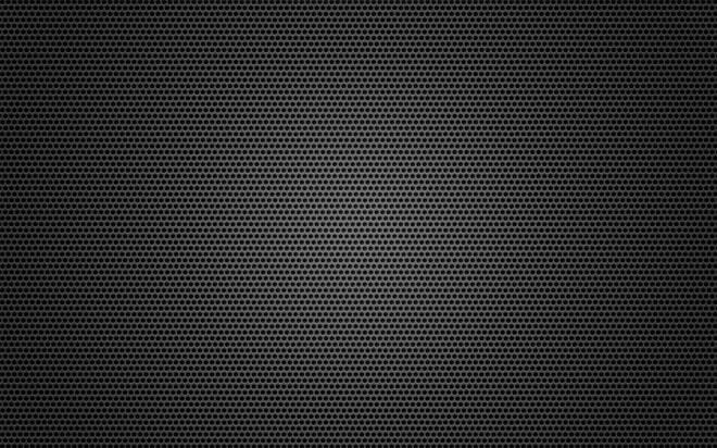 精致的黑色孔洞背景科技ppt背景图片下载