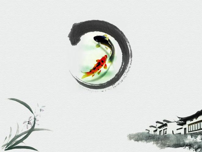 第一ppt ppt背景 中国风背景图片
