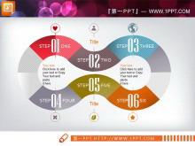 31张精美国外PPT图表打包下载
