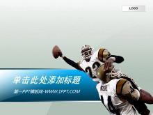 橄榄球运动员背景的体育明升体育下载