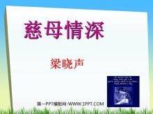 《慈母情深》PPT课件tt娱乐官网平台2