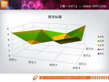 PPT高级图表之三维地形图