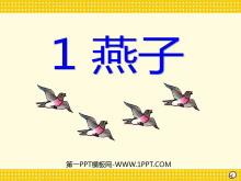 《燕子》PPT课件3