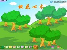 《桃花心木》Flash动画课件