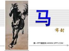 《马》PPT课件3