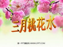 《三月桃花水》PPT课件5