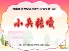 《小兵张嘎》PPT课件3