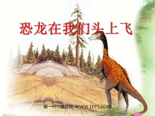 《恐龙在我们头上飞》PPT课件2