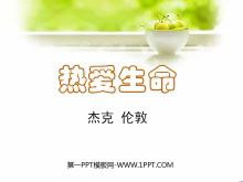 《热爱生命》PPT课件6