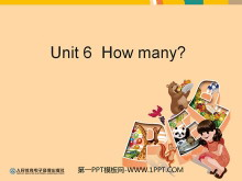 《How many?》教学建议PPT课件