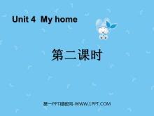 《My home》第二课时PPT课件