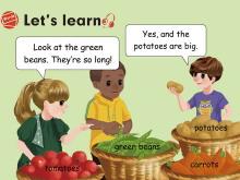 《At the farm》lets learn Flash动画课件