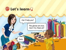 《Shopping》lets learn Flash动画课件