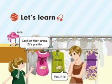 《Shopping》lets learn Flash动画课件2