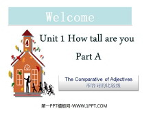 《How Tall Are You》第二课时PPT课件