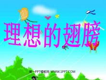 《理想的翅膀》PPT课件3