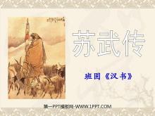 《苏武牧羊》PPT课件3