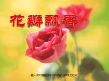 《花瓣飘香》PPT课件3