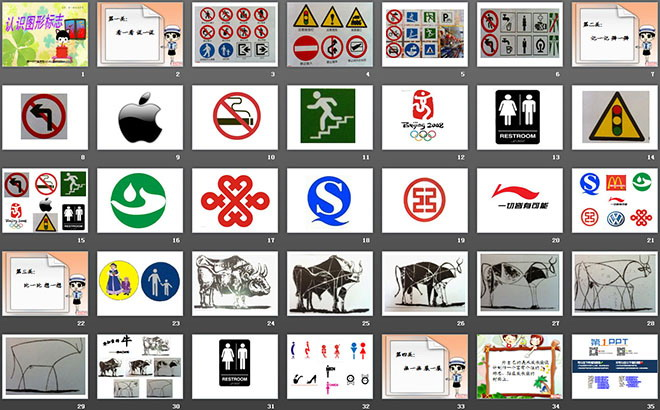 认识图形标志 PPT课件3