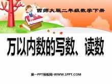 《万以内数的写数、读数》万以内的数PPT课件2