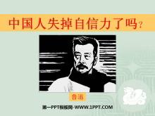 《中国人失掉自信力了吗》PPT课件3