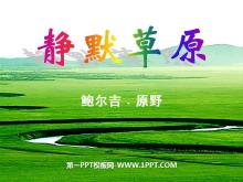 《静默草原》PPT课件4